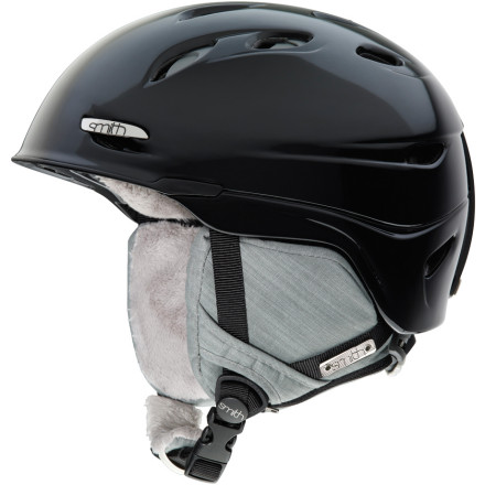 Snowboard With plush lining for warmth and an In-Mold design that dramatically reduces overall volume, the Smith Women's Voyage Helmet has a sleek look while it maintains the most important feature: reliable protection. - $77.97