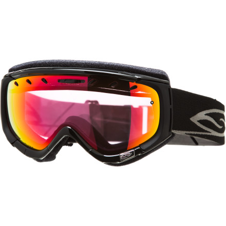 Ski Because we live on Earth, the weather and light conditions are constantly changing. Guessing which goggle to weather is the same as guessing what the weather will do. The photochromic Smith Phenom Goggle adjusts to light conditions to provide the perfect amount of tint on any given day. - $118.96