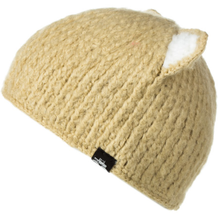 Hunting When your human exterior just doesn't seem to fit your personality, try on the Spacecraft Women's Buddha Bear Beanie and see what it's like to express your furry side. - $19.57