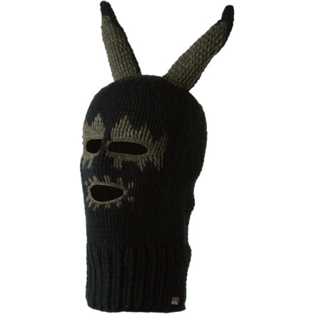 Ride around the mountain in your Spacecraft Road Kill 2 Mask and tell everyone when the world is going to end. - $22.72