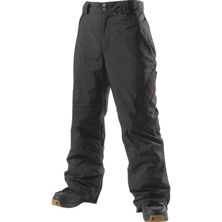 Snowboard Launch an air strike in the park or engage in ground combat in search of powder with the Special Blend Strike Insulated Pant. 10K waterproofing, fully taped seams, and 60g synthetic insulation are the rations that will help you win the war on foul weather. - $59.48