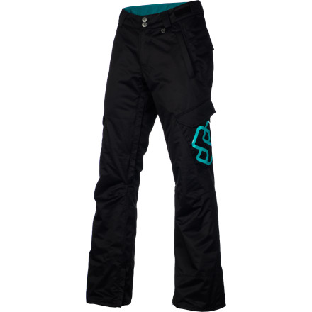 Snowboard Stay comfortable and dry all day in the Special Blend Major Women's Insulated Pant. It's Liberty Fit allows for plenty of freedom of movement and room to layer without feeling like you're wearing parachute pants. If you don't feel like layering, it has 40g insulation to provide a bit of extra warmth and a plush brushed tricot lining for comfort. - $79.98