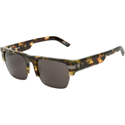 Entertainment The Spy Mayson Sunglasses bring a bit of presidential style to your otherwise unremarkable mug. - $129.95