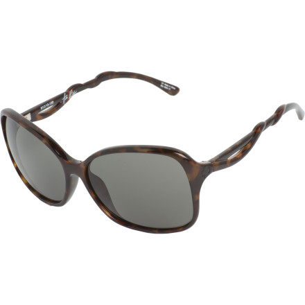 Entertainment Wear your Spy Women's Fiona Sunglasses as you cruise through the streets of Monaco in your luxury convertible. These specs are totally glam and protect your eyes from the sun and your face from the paparazzi. - $89.95