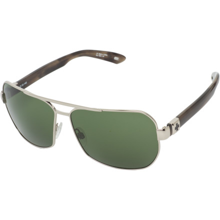 Entertainment Flick your cigar nub to the side, drop the valet a fat tip, and shoot a heartbreaking gaze over the top of your Spy Weller Sunglasses before speeding off into the sunset. - $107.96