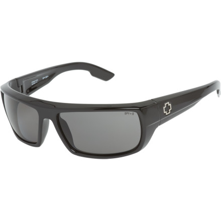 Entertainment The Spy Bounty Sunglasses are wanted in seven counties for mail fraud, public intoxication, and impersonating an officer of the law. Get involved at your own risk. - $124.95