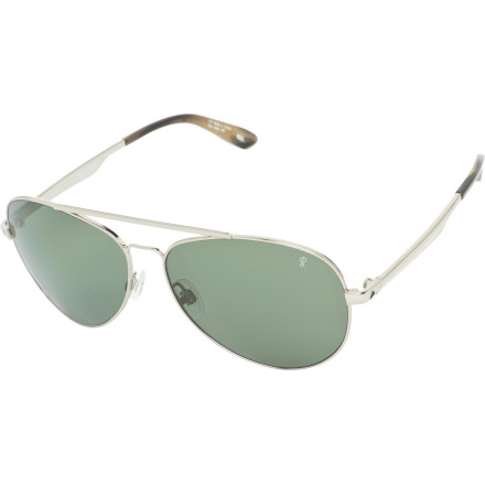 Entertainment The Spy Parker Sunglasses combine glare-blocking polarization with classic vintage styling. Rock 'em like a boss. Or in the manner of a managerial figure. Or in the fashion of an executive. The options are endless. - $149.95