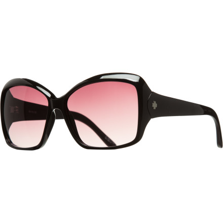 Entertainment Boasting style so strong it stings and a fit so weightless you would swear you were flying, the Spy Women's Honey Sunglasses are the perfect piece for showing the rest of the hive who is queen bee. - $89.95