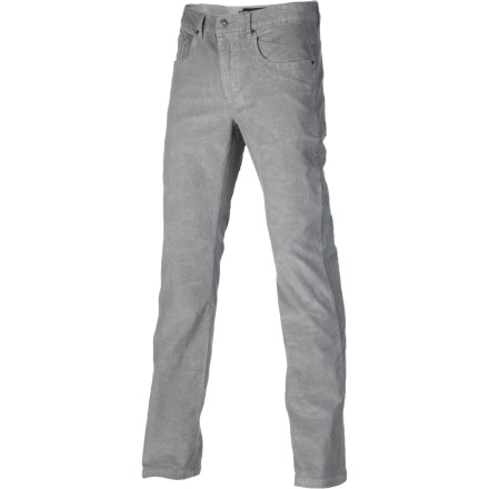 Skateboard Relaxed like Chris Roberts' skating style, the SUPERbrand Roberts Cord Men's Pant is roomy enough to skate in without being baggy and has spandex woven in for maximum freedom of movement. - $32.98