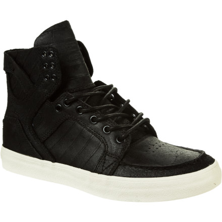 Skateboard The Skymoc Boot serves up a fresh fusion of work boot, moccasin, and skate shoe like only Supra can. - $89.97
