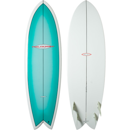Surf The Surftech Tolhurst CTX Quad Surfboard is wide, flat, and fast, and it's your go-to answer for small, off-season sets. As you paddle into waves that others pass up, you'll appreciate how the double concave underfoot within a shallow single concave helps keep your speed up and lends a playful feel. - $599.96