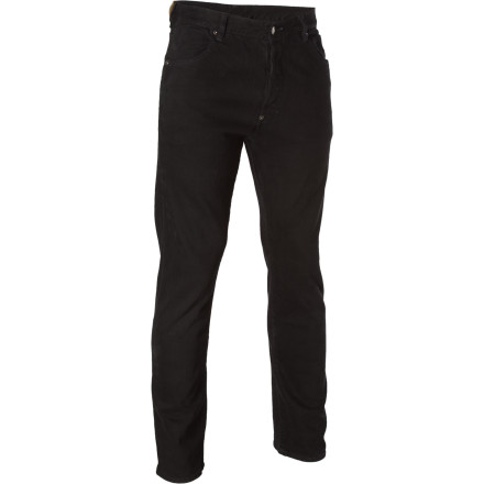 When you step out and grace the peepers of peeps on the streets in The Hundreds Men's Primitive Denim Pant, you'll quickly realize this is no primitive pant. A modern fit that's not too loose and not too baggy suits the urban routine during the day as much as those social gatherings you frequent at night. - $71.47