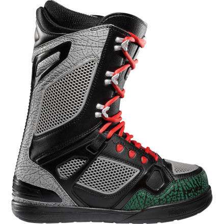 Snowboard Slide into the ThirtyTwo Men's TM-Two Pro Lace Boot and attack anything on the mountain. The TM-Two features medium-aggressive flex to give you an edge on any type of terrain that you encounter. - $155.97