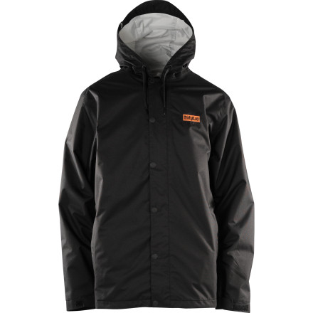 Snowboard The ThirtyTwo Venice Jacket brings casual looks to the alpine arena and backs it up with 8K waterproofing and all the right features to keep your session dry and fly. - $149.95