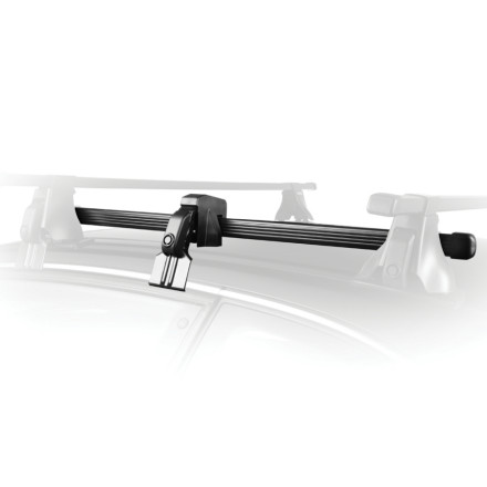 Entertainment The Thule Aero Short Roof Adapter stabilizes the Thule Aero Foot rack system, ensuring that weight is distributed properly across your rack, and increases load capacity. In some cases you can even add watersport, luggage box, or other carriers to your shorter roofed vehicle. Includes: two load bars, brackets, and four end caps. - $134.95