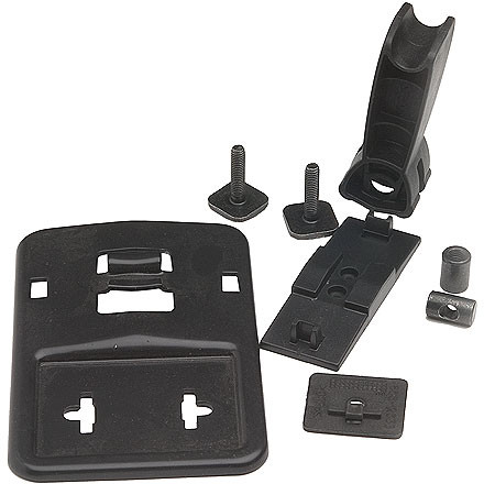 Entertainment The Xsporter Adapters allow you to mount your favorite Thule rack parts and accessories on your Xsporter pickup rack. Editor's note: Check the sizing chart to determine which adapter is needed for your rack mount. - $8.96