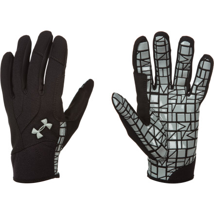 Fitness It may be warm out on the mountain, but go ahead and pull on the Under Armour Pipe Glove. Breathable, stretchy and durable, this glove helps you get the most out of your spring session. - $25.97