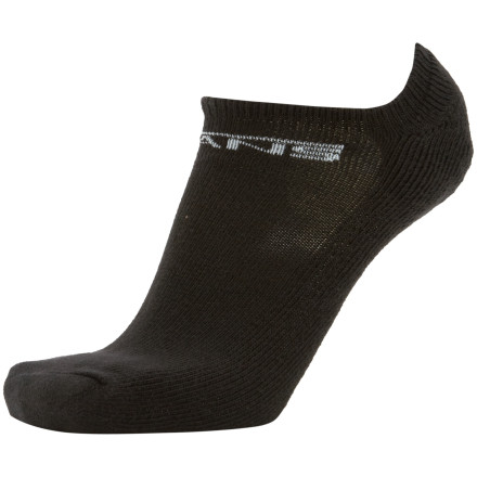 Skateboard The Vans Mens Classic Kick Sock gives you solid comfort and padding with no-show style. This sock goes great with low-cut skate shoes and can stand up to all the kick, push, kick, push, that you can dish out. - $12.95
