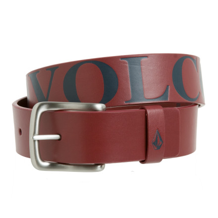 Surf You finally lost that tummy your girl was complaining about, but instead of buying a bunch of new pants, just get the Volcom Men's Serif Pu Belt. - $11.97