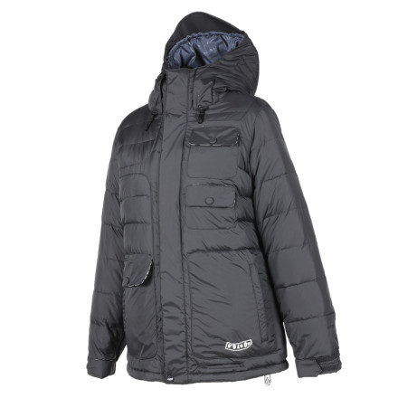 Surf When the clouds are hanging low and the powder is piling up around you, snuggle into the Volcom Womens Riviera Poly Puff Jacket and dive in. This waterproof breathable, insulated jacket protects you from the frosty cold and all those fat flakes. - $111.98