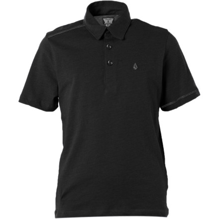 Surf Setting your kid up with the Volcom Bangout Polo Shirt is basically guaranteeing he'll end up as the future CEO of some multi-billion-dollar corporation. Of course, your mileage may vary. - $13.98