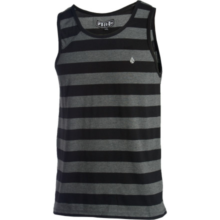 Surf Promotions in the world of crop circle creation doesn't happen often, so when you're asked to complete the largest part of the hoax, slip on the Volcom Outercircle Tank Top and be glad you didn't take that college professorship. - $20.97