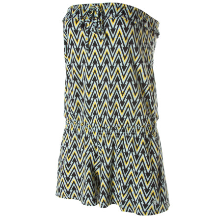 Surf The Volcom Treats Tube Jumper is full of vintage appeal and little-girl charm. Wear it with heels and red lipstick so people don't think you've escaped from an elementary school somewhere. - $19.73