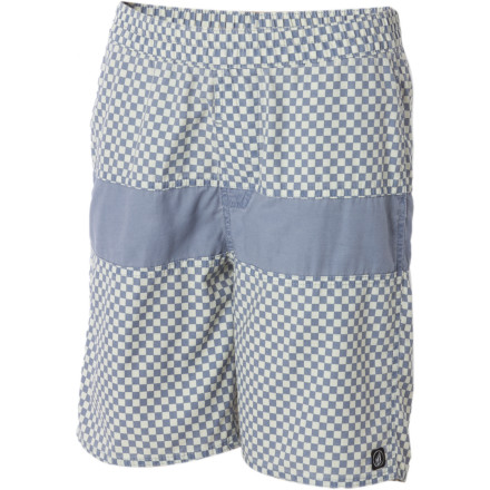 Surf No school, warm sunshine, and cool water makes every growing boy go wild, but with the Volcom Boys' Fun Da Mental Board Short he's at least equipped to deal with his near-amphibious lifestyle. - $13.49