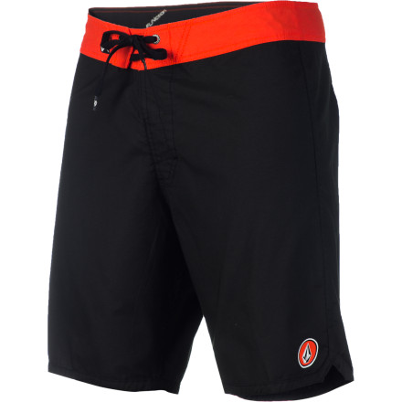 Surf Kick back on the beach in the Volcom Dredge Board Short. - $32.97