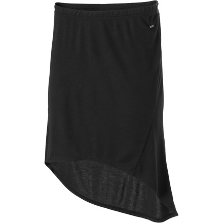 Surf The Volcom My Favorite Middy Skirt is a fashionable and fun piece that fits in just as well at special occasions as it does at summer concerts. - $14.73