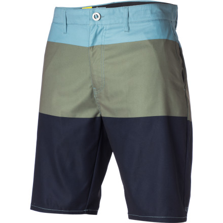 Surf Is the Volcom Frickin Modern V2S Short a board short or a walkshort The only possible answer: Yes. - $32.97