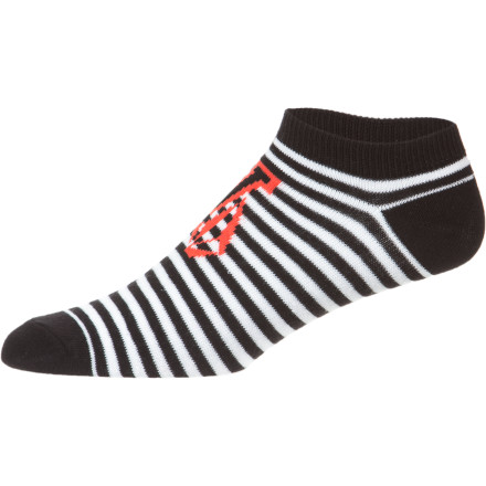 Skateboard Volcom Far City Ped Sock - $4.17