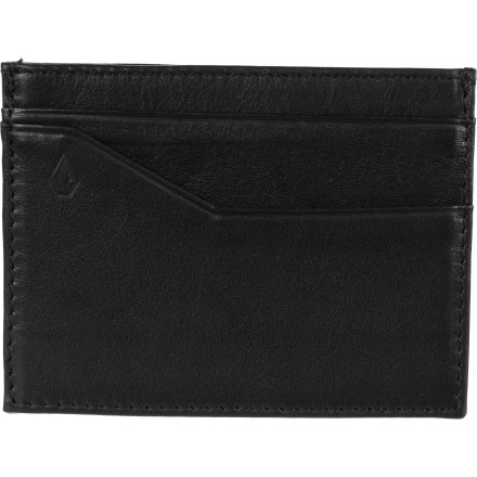 Surf Volcom Lowe Card Holder Wallet - $14.97