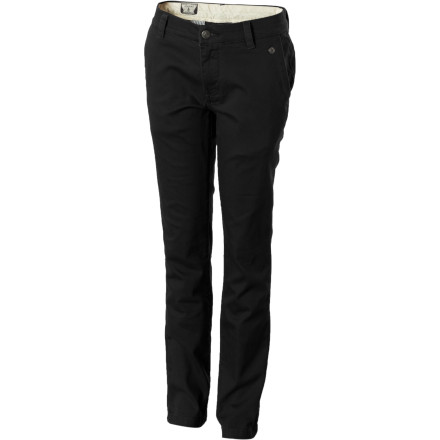 Surf He may not stay up all night dancing or escort sophisticated ladies around town, but the Volcom Boys' 2x4 Chino Pant give him the mature look of a teen that doesn't still lose his temper when his burrito falls apart. - $21.98
