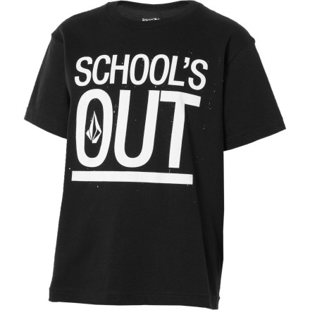 Surf Volcom Schools Out  Short-Sleeve T-Shirt - Boys' - $7.98