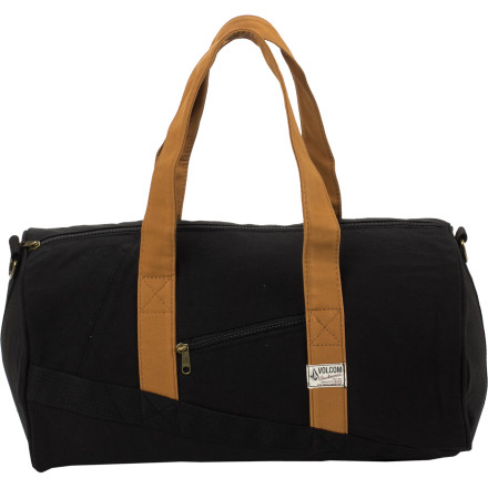 Camp and Hike You need a versatile bag for the gym, beach, or road trips, and Volcom has the ideal one for you: the Supply And Demand Duffel Bag. - $39.56
