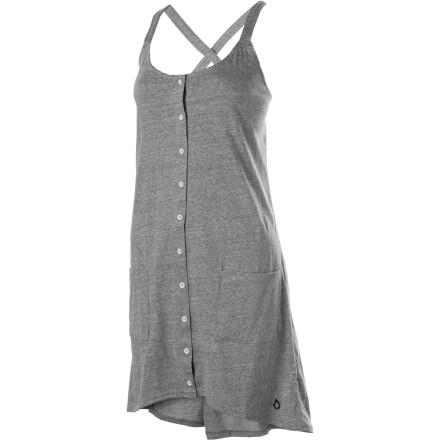 Entertainment The sassy, summery Volcom V.Co Loves Dress is equal parts eco-friendly and ridiculously cute. - $31.47