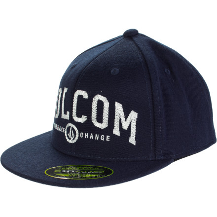 Surf Volcom Calafia 210 Fitted Hat - $15.57
