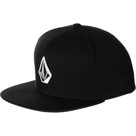 Surf Elastic hats are for suckers and sized hats are for rich kids. Rock the Volcom El Stone Adjustable Hat while you session that 7-stair set behind the beer distribution warehouse. And wait for bottles to break. - $13.17