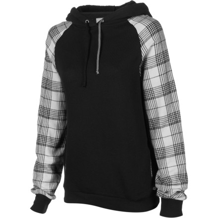 Surf Volcom Chasing Cars Pullover Hoodie - $38.20