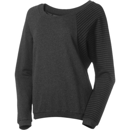 Surf Volcom Bashin' Fashion Crew Sweatshirt - $17.31