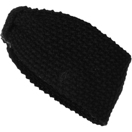 Surf Volcom Center Stage Knit Turban - $16.17