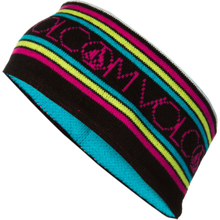 Surf Volcom Ideal Reversible Headband - $9.57