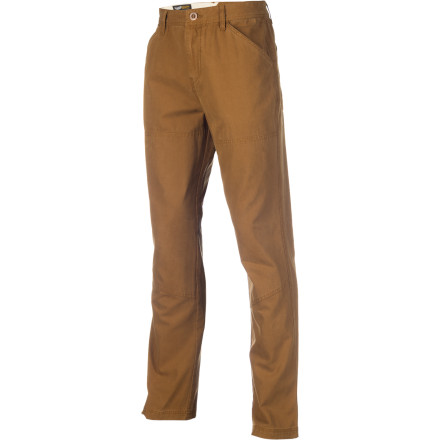 Surf The Volcom Allers Pants give you a working-man look and enough legitimate durability to stand up to serious abuse. Jump into these pants when you want to tap into your blue-collar roots. - $42.22