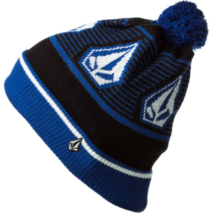 Surf Volcom Busted Beanie - Kids' - $15.57