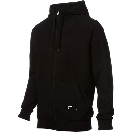 Surf Forget school, call in sick to work, and grab your Volcom Millcreek Fleece Full-Zip Hoodie so you can leave all that behind and enjoy what you want to do. This heavyweight hoodie is great for around town, and it's warm enough to keep you going on shoulder-season snow hunts. - $44.98