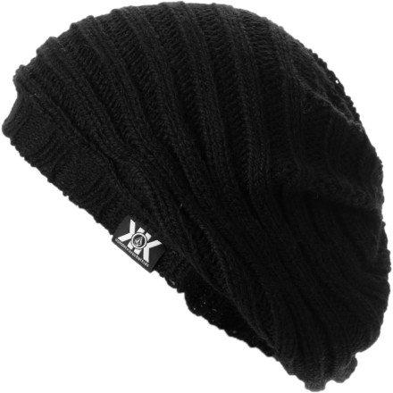 Surf Cover your head and do some good when you pull on the Volcom Women's Stone Krochet Kids Benefit Beanie. A portion of the proceeds from the sale of this hat that was handmade in Uganda goes to Krochet Kids International, a grassroots organization whose mission is to empower people in developing countries to rise above poverty. - $19.17