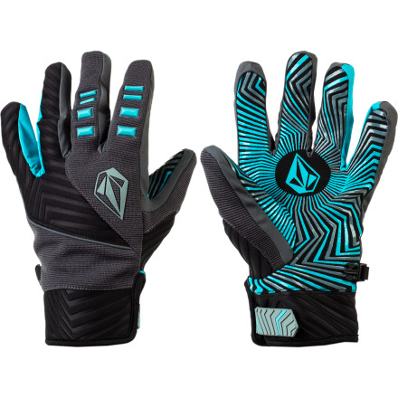 Surf Slip on the Volcom Atlantic Pipe Glove and keep the good times of warm-weather riding going to the bitter end. - $26.97