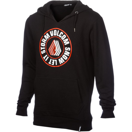 Surf Volcom Alex Lopez Fleece Hooded Pullover - Men's - $32.48