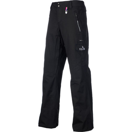 Snowboard The Volcom Women's Pepper Pants bring a little extra spice to shred days thanks to their versatile, easygoing style and ready-for-anything weather resistance. - $79.98